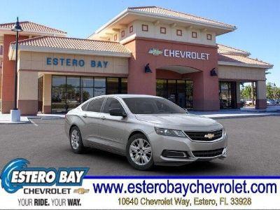2019 Chevrolet Impala LS (Silver Ice Metallic)