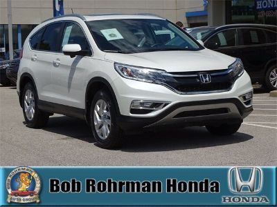 2015 Honda CR-V EX-L (White Diamond Pearl)