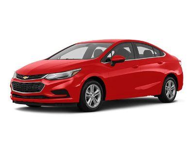2018 Chevrolet Cruze lt (Red Tintcoat)