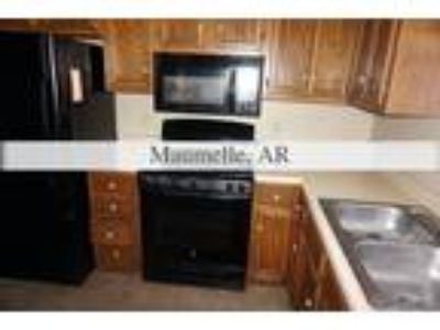 Maumelle - This Two BR townhome is located near the City Center of