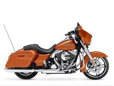 2016 Harley-Davidson Street Glide Touring Motorcycles Lake Park, FL
