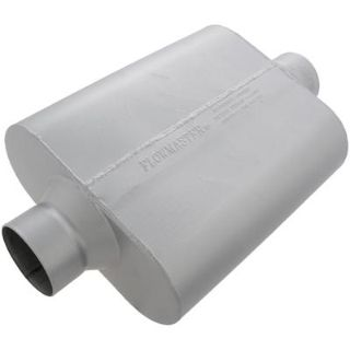 "Sell Flowmaster 53530-12 Delta Force 30 Muffler 3.5"" Center Inlet 3.5"" Center Outlet motorcycle in Suitland, Maryland, US, for US $171.94"