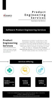 Software Product Engineering Services USA - Damco Solutions