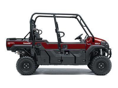 2018 Kawasaki Mule PRO-DXT EPS Diesel Side x Side Utility Vehicles Bolivar, MO