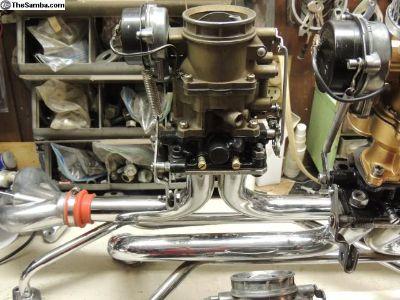 Holly Bug Spray Carb. 300 R-4691 Rebuilt, shipped!