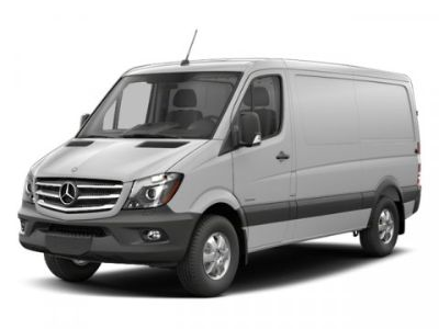 2017 Mercedes-Benz Sprinter 2500 144 WB (ARCTIC WHITE)