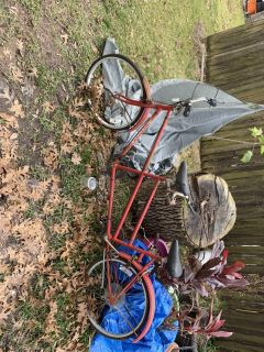 2 seater bike project