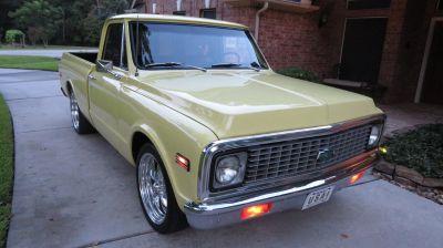 1972 Chevrolet C10 Pickup