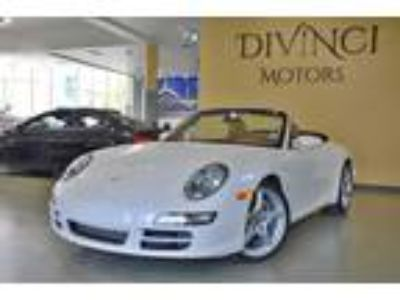 2006 Porsche 911 Carrera White, Very Low Miles! Clean! Loaded!
