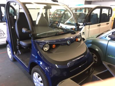 2016 GEM e2 Electric Golf Carts Seattle, WA