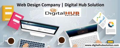 Remarkable Web Design Company   Digital Hub Solution