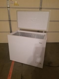 Haier Freezer chest