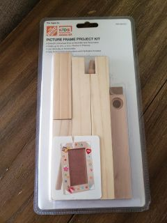 Kids Make Your Own Picture Frane Project Kit