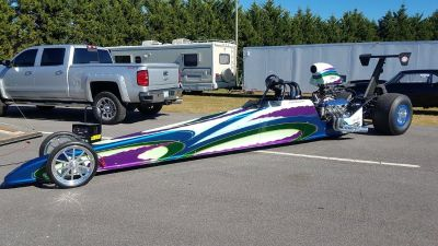American dragster turnkey
