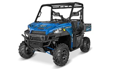 2016 Polaris Ranger XP 900 EPS Utility SxS Kansas City, KS