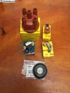 Restored Distributor w/NOS Vac Bosch 113905205AN