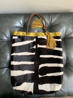 New JCrew limited edition calf skin bag