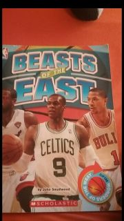 Beasts of the east and the wonders of the west basketball book combined