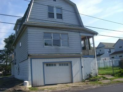 2 Bed 1 Bath Foreclosure Property in Nanticoke, PA 18634 - Hay St