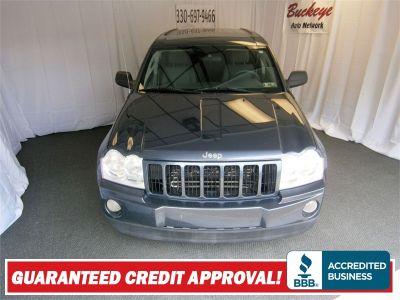 2007 Jeep Grand Cherokee Laredo (GRAY)