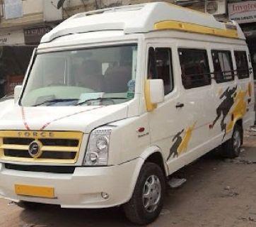 Hire/Rent Tempo Traveller chardham