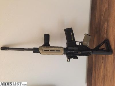 For Sale: AR15 with Magpul