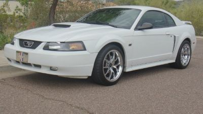 2002 Ford Mustang 2dr Cpe GT Premium