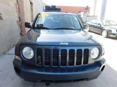 2008 Jeep Patriot Sport (Surf Blue Pearl)