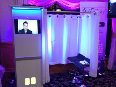 3 hours Photo booth rental $500