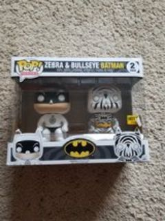 Batman Double POP Figures Set - NEW