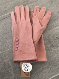 Microfiber gloves (touch screen tips) NEW