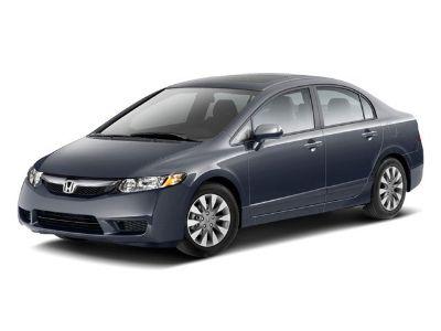 2011 Honda Civic EX (Urban Titanium Metallic)