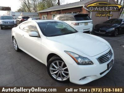 2012 Infiniti Integra x (Moonlight White)
