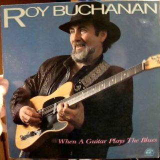 BLUESMAN ,Roy Buchanan 4 Vinyl LP'S