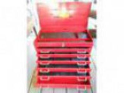 MAC Tools heavy duty tool box (Hendersonville)