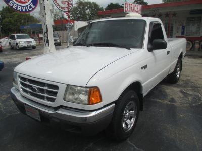 2002 Ford Ranger XL (White)