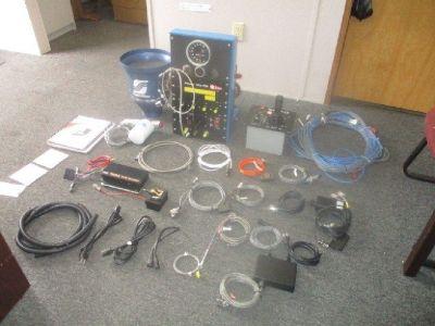 Power Pro Dynamometer Data Box w/ Accessories RTR# 9023797-01