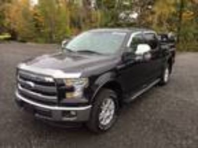 2015 Ford F-150 XLT LARIAT SuperCrew 6.5-ft. Bed 4WD