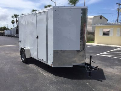 2019 Cargo Express XLW6X12SI2 Extra Tall Cargo Trailers Trailers Fort Pierce, FL