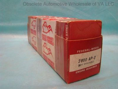 Purchase 1950 - 76 Olds Pontiac 287 303 316 347 350 389 400 421 428 455 Rod Bearings 002 motorcycle in Vinton, Virginia, United States, for US $80.00