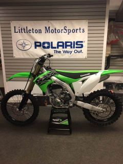 2019 Kawasaki KX 450 Motocross Off Road Littleton, NH