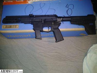 For Trade: AR15 Rifle + AR9 Pistol