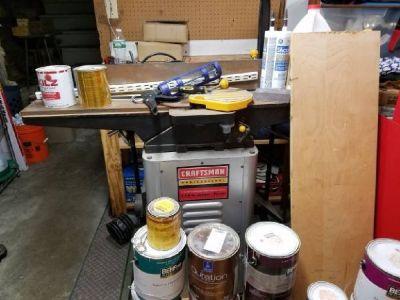 "Craftsman professional 6 1/8"" Jointer/Planer"