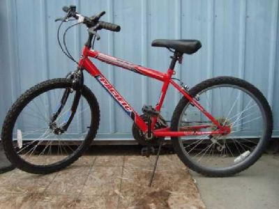 $55 Red female bicycle