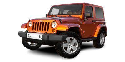 2012 Jeep Wrangler Sport (Black)