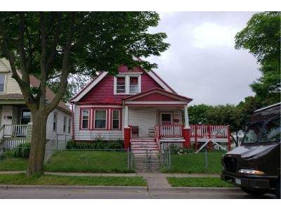 3 Bed 1 Bath Preforeclosure Property in Milwaukee, WI 53206 - W Chambers St