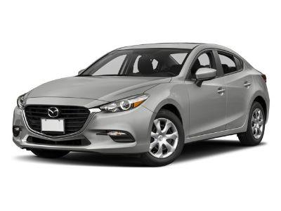 2017 Mazda MAZDA3 4-Door Sport (Sonic Silver Metallic)