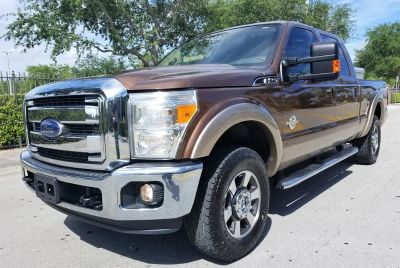 2011 Ford F250sd
