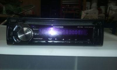 kenwood stereo deck KDC-21OU mp3/wma/pandora