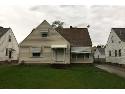 3 Bed 1.0 Bath Preforeclosure Property in Cleveland, OH 44134 - Snow Rd